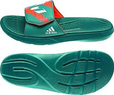 ADIDAS MESSI SLIDE SANDALS 2015 Power Teal/Core White/Solar