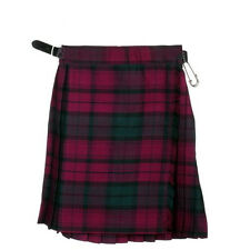 Girls Lindsay Tartan Scottish Kilt, Available for Ages 2-14 Years New with Tags