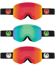 DRAGON ALLIANCE NFX Ski/Snowboard Goggles with Extra Lens, Asian Fit