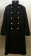 Genuine British Royal Navy Marines Ceremonial Full Length Greatcoat / Overcoat