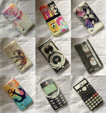 Colorful Paint Board Drop Anchor Cool Design Hard Case For Huawei Ascend Y550