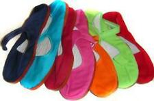 CLEARANCE! Mary Jane Cotton Shoes Lady Size 4-8 Multi Color