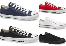 New Converse Chuck Taylor All Star OX Low Canvas Trainers Shoes UK 3-9 sneakers