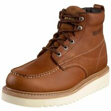 Wolverine W08288 Brown Moc-Toe Mens boots
