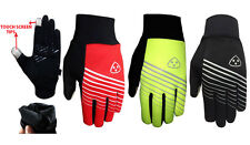 Cycling running gloves lightweight outdoor Thermal Touchscreen cycling Gloves