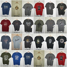 Lucky Brand,Men's Short  Sleeve Graphic T-Shirts,Size : S/M/L/XL/2XL