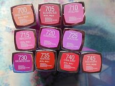 MAYBELLINE BY COLOR SENSATIONAL BLUSH Lipstick You Choose Limited Edition