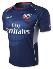 BLK USA Rugby 2014-15 Training T-Shirt