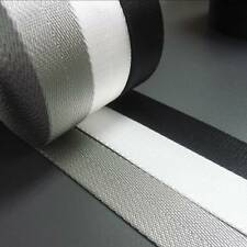 "32mm ( 1.25"" ) Nylon strap Webbing Strapping Herringbone Tape Choice of colours"