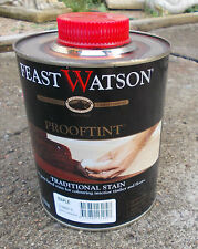 """""""PROOFTINT STAIN"""" Feast Watson  1 litre  cans PICK UP ONLY-Rooty Hill nsw 2766"""