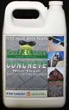 Seal It Green 100% Non-Toxic Organic Concrete/Masonry Sealer