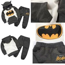 Winter Baby  outfits kids hero set baby costume cartoon boys and girl  suits