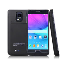 4200mah Backup Battery Charger Power bank Case cover for Samsung Galaxy Note 4