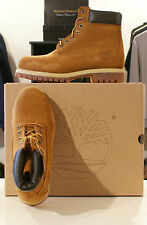 Sizes UK 7 - 11 Genuine Authentic Mens Timberland Boots 6 inch prem Rust 72066