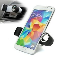 Universal Rotating Car Air Vent Mount Cradle Holder Stand for Mobile Cell Phone