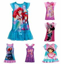 Authentic Character Girls Nightgown NWT (Size & Style Varies) Org 34 - 38.00