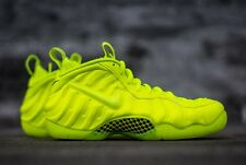 Nike Air Foamposite Pro Volt Black NOW SHIPPING 624041-700