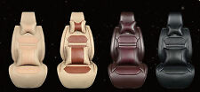 Car Seat Cushion PU leather Fashion New For All Vehicles 7pcs/set