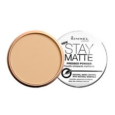 RIMMEL LONDON Stay Matte Long Lasting Pressed Powder (CHOOSE COLOR)