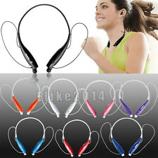 Wireless Bluetooth Sport Stereo Headset Earbuds for iPhone 6 6+ SAMSUNG LG HTC