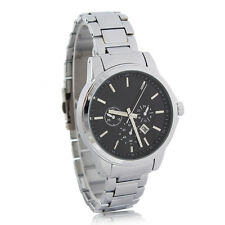Classic Deluxe Curren Date Master Calendar Steel Water Resist Men Watch US 1 WF