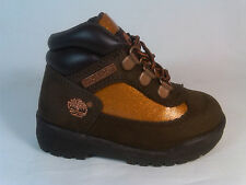 Timberland Field Boots NEW! Brown w/Copper Glitter Sizes 5.5-9.5 Toddler Winter