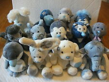 "4"" RARE MY BLUE NOSE FRIENDS SOFT TOYS - NO TAGS - VARIOUS RARE CHARACTERS."