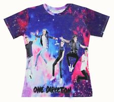 ID One Direction Galaxy Explosion Tops T-shirt #WD147