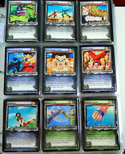 Dragon Ball Z DBZ CCG Cell Game Saga Selectable Common Card #1-30 LE & Unlimited