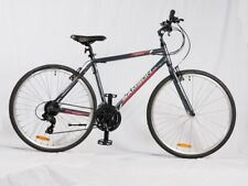 SAMSON CYCLES METRO-8 24-speed LT GREY city hybrid for $379.00(with lights+lock)