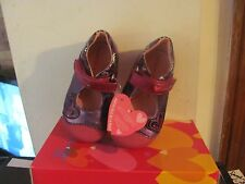 Agatha Ruiz De La Prada Kids First Walker Infant/Toddler Shoes New in Box