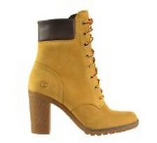 Timberland Earthkeepers Glancy 6 Inch Women's Boots Wheat 8715a
