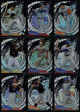 2014 Topps High Tek Spiral Brick Pattern Variation You Pick Finish Your Set
