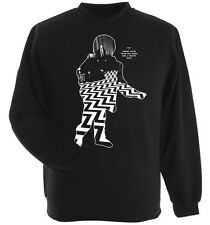 Where we're from Sweatshirt. Inspired by the cult TV series Twin Peaks