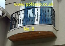 Building Regulations,Balcony , Juliet Balcony in Fencing ( 8 ) .HIGH QUALITY.