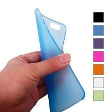Ultra thin frosted case cover skin bumper + tempered glass for iPhone 6, 6 Plus