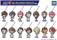 Ace no Diamond Daiya no A Anime Rubber Keychain Strap 1 pcs Animate Limit Ver