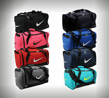 Branded Nike Brasilia Grip Bag Training Gym Sport Bag Holdall