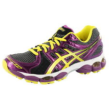 WOMEN'S ASICS GEL-NIMBUS 14 T291Q RUNNING SHOES
