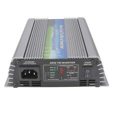 300W/500W 22-50V Micro Grid Tie Inverter for Solar Home System MPPT Function