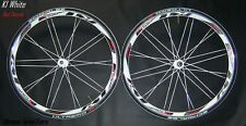 2015 Kinetic-One K1-33 Wheels White/WHITE Road Time Trial Racing Triathlon Bike