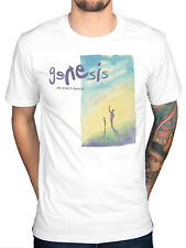 Official Genesis We Can't Dance Graphic T-Shirt Rock Band Phil Collins Mama