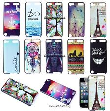 Fashion Patterns Slim Hard Case Back Cover Protective Shell For iPod Touch 5 Gen