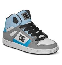 DC Shoes Rebound Boys High Top Trainers