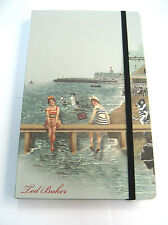 New TED BAKER RECORDS NOTEBOOK size: 21.5 x 13 x 1.5 cm
