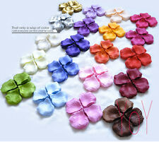 100 X Silk Rose Petals Wedding Party Flower Confetti Table Bed Decorations GB