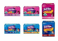 Huggies® Pull-Ups® Training Pants for Boys and Girls
