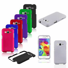 Rubberized HARD Skin Snap On Phone Case Cover for Samsung Galaxy Core Prime/G360