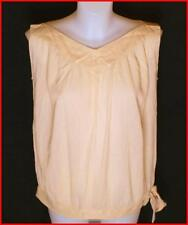 Bnwt French Connection Blouse Top T Shirt Tunic Kaftan Fcuk RP£35 Peach New