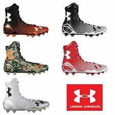 UNDER ARMOUR MEN'S HIGHLIGHT MC FOOTBALL/LACROSSE CLEATS 1246123 Multiple Colors
